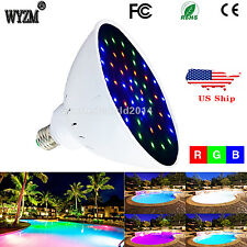120V 35W Color Changing Swimming Pool Led Light Bulb Lamp for Pentair Hayward