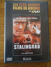 DVD * STALINGRAD * JUDE LAW / ED HARRIS SNIPER D'ELITE FILM DE GUERRE ATLAS