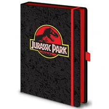Jurassic Park Premium Notebook Spiral Note Pad Lined Paper