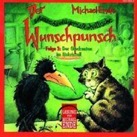 MICHAEL ENDE - WUNSCHPUNSCH-FOLGE 3  CD  10 TRACKS KINDERHÖRSPIEL/LESUNG  NEU