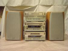 Sony Mini Disc Hi-Fi sistema modelo MDS-SD1/CMT-SD1/TC-SD1 Y Control Remoto