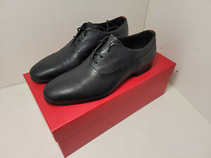 chaussure semelle cuire Hugo Boss Cordoba Derby Leather Oxfords uk 7 us 8 fr 40