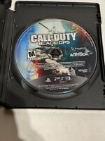 Call of Duty: Black Ops (Sony PlayStation 3, 2010) COD BOPS 1 PS3 Game Disc Only