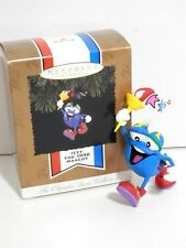 Hallmark Keepsake Ornament, IZZY, The 1996 Mascot, Olympic Spirit Collection