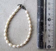 NiCe!! Hmong Hill Tribe Freshwater Pearl Bracelet Handmade