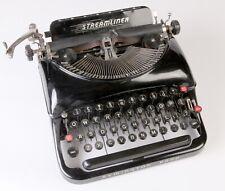 Excellent cond. 1941-42 Remington Rand Streamliner Typewriter