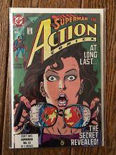 Superman In Action Comics 662 High Grade 9.6-9.8
