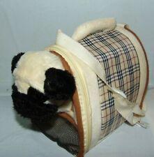 Unipak Carrier with Pug Dog Plush Toy