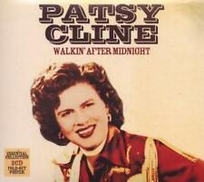 WALKIN After Midnight-Essential Collection di Patsy Cline (2012), OVP, 2 CD Set
