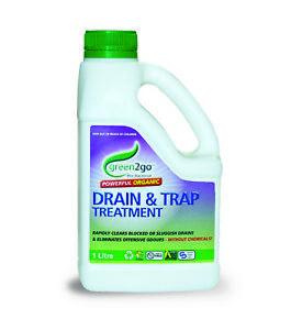 G2Go 1L Drain & Trap