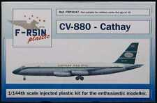 F-RSIN Models 1/144 CONVAIR CV-880 Cathay Airlines
