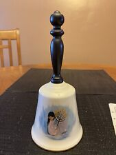 1981 DeGrazia Festival of Lights Bell Limited Edition 711/5000