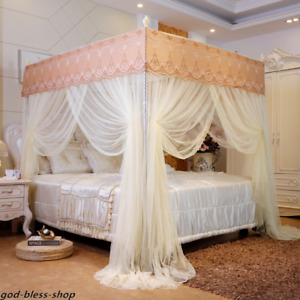 newly listed summer canopy for bed Chinese mosquito net on sales bed curtain new