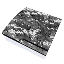 Sony PS3 Slim Console Skin - Digi Urban Camo - DecalGirl Decal