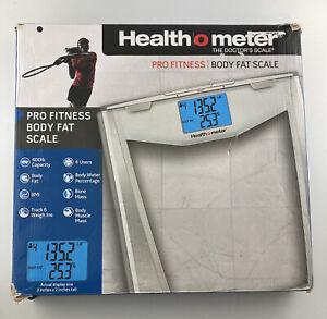 Jarden Health O Meter Pro Fitness Body Fat Scale BFM081DQ263U