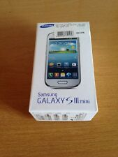 Samsung  Galaxy S III mini GT-I8190 - Display defekt, für Bastler, Glasbildschir