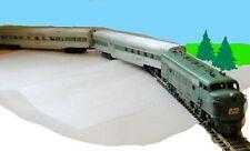 Mantua Trainset 4 Pcs Penn Central Rd# PC 9451 Vintage - RARE - HO