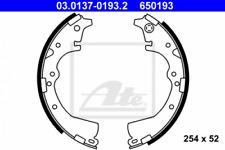 Bremsbackensatz für Bremsanlage Hinterachse ATE 03.0137-0193.2