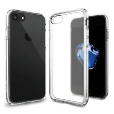 Shock Proof Silicone Ultra Slim Gel Clear Case Cover For iPhone 7 8