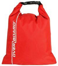 Busta impermeabile Dry Pouch da 1lt 15x11,5cm colore rosso | Marca OverBoard | O