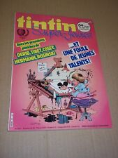 "MAGAZINE ""SUPER TINTIN, no 30"" (1985) SUPER-JEUNES"