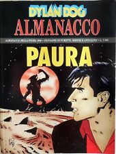 ALMANACCO DELLA PAURA DYLAN DOG  1998
