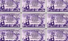 1952 - NEWSPAPER BOYS - #1015 Full Mint -MNH- Sheet of 50 Postage Stamps