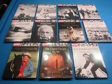 TIME LIFE - 11 VOLUMES Our American Century 1900-1980