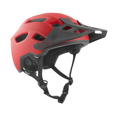 TSG TRAILFOX EDURO MTB HELMET SATIN FIRE RED SMALL/MEDIUM (54-56cm) 75070-35-158