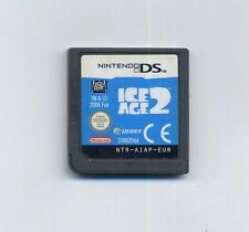 game Nintendo DS ICE AGE 2 Italiano EUR SOLO SCHEDA no box