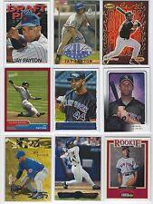 (22)ct JAY PAYTON MLB BASEBALL CARD LOT! NEW YORK METS/ROCKIES!