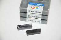 GIF 8.00E-0.40 IC908 ISCAR ** 10 INSERTS ** 1 FACTORY PACK **