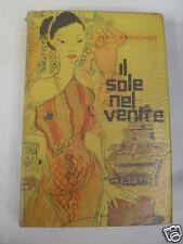 HOUGRON - SOLE NEL VENTRE - ED.GARZANTI - 1953