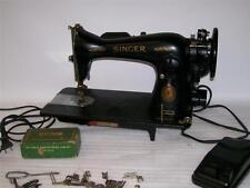 Singer Sewing Machine. Model 15. Serial # AM215761. (SM-90)