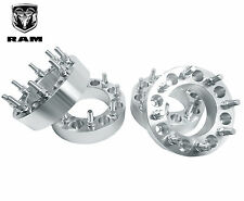 "4 Pc 1.5"" Dodge Ram 2500 3500 Forged Wheel Spacers Adapters 8 Lug Heavy Duty"