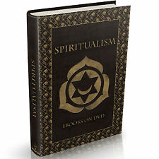 300 SPIRITUALISM Vintage Books on DVD Ouija board Mediumship Spirits Afterlife