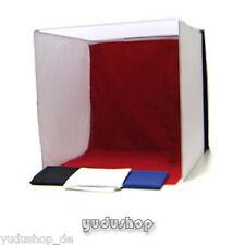 Portable Fotostudio Photo tent incl. 4 Hintergruend ,50x50 cm