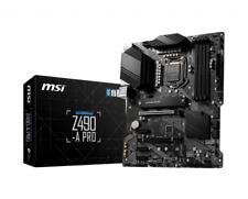 MSI Z490-A PRO LGA 1200, Intel Celeron Motherboard