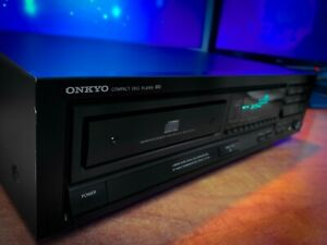 ONKYO DX-2700 (1989) Vintage Japan Quality Compact Disc Player Deck