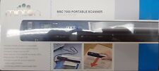Minton MSC 7000 Portable Scanner