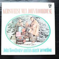 KERSTFEEST MET JOHN WOODHOUSE - 2 LP