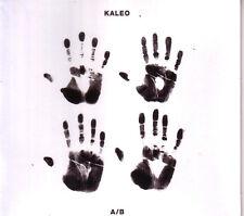 Digi-Sleeve CD (NEU!) . KALEO - A/B (Way down we go mkmbh