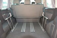 VW T5/T6 Caravelle/Multivan Multiflex board. Consoles with struts and fixings.