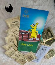 Kondome Amor feucht Long Love Aktverlängernd - 12 St. Delay Verzögerung Qualität