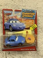 Disney Pixar Cars 2020 Welcome to Radiator Springs Sally - with Tattoo Diecast