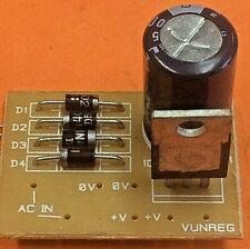 Voltage Regulator PCB for 78xx regulator (Pack of 4)