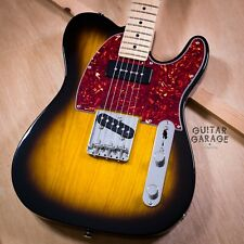 Fender-American Special Ash Telecaster P90 Sunburst Guitare - 5 sons!