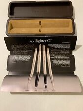 VINTAGE PARKER 45 FLIGHTER CT BALLPOINT PEN BOX-EXCELLENT CONDITION-BOX ONLY.