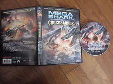 Mega shark vs Crocosaurus de Christopher Ray avec Jaleel White, DVD, Horreur