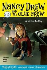 April Fool's Day (Nancy Drew and the Clue Crew #19)-ExLibrary